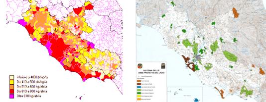 Regione Lazio – Area Rifiuti