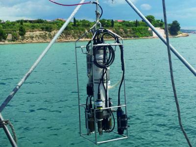 Monitoraggio delle acque marino-costiere croate